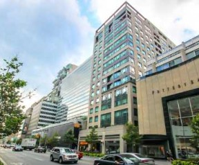 1 bedroom condo in Annex | 102 Bloor St W at 102 Bloor Street West, Toronto, ON M5S 1M8, Canada for