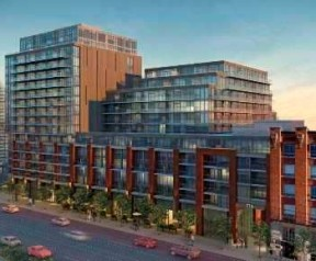 2 bedroom condo in Waterfront Communities C1 | 78  Tecumseh St E at 78 Tecumseth Street, Toronto, ON M5V, Canada for